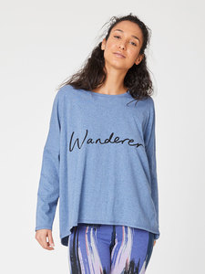 WANDERER TEE - Langarmshirt - Thought | Braintree