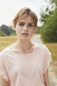 Shirt Solveig - Rosa - Lana
