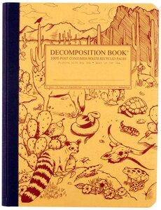 Decomposition Book Desert Animals - Michael Roger