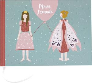Freundebuch für Mädchen - ava&yves