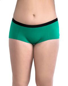 Damen Boyshort 7 Farben Bio-Baumwolle Slip Panty Unterhose - Albero