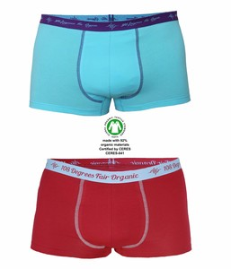 4er Mix Pack Herren Retro Pants aqua / chili - 108 Degrees