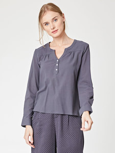 BEATRICE TOP - Slate Grey - Thought | Braintree