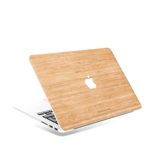 MacBook Hülle EcoSkin aus echtem Holz - Macbook Cover - Woodcessories