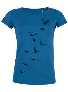 Vögelchen - Bio & Fairtrade T-Shirt Damen - What about Tee
