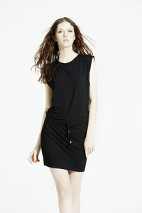 MINIDRESS SLIT BACK - Hati-Hati