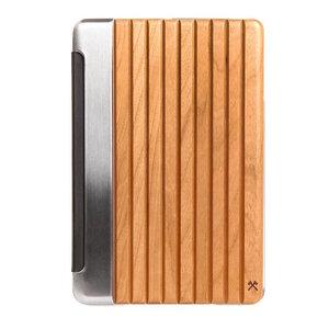 EcoGuard iPad Case Hülle aus echtem Holz & Aluminium  - Woodcessories