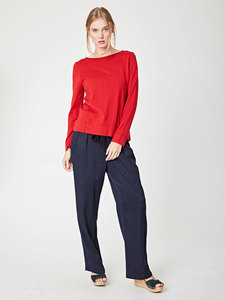 CORINNA SWEATER - ROT - Thought | Braintree