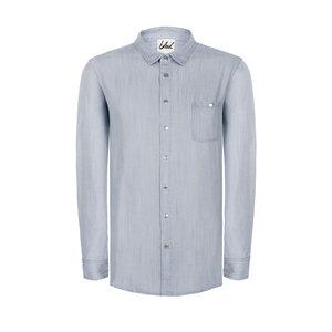 TENCEL® Jeans Hemd - bleed