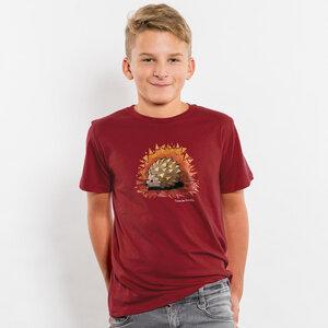 Julius Muschalek - Immer der Schnellste - Boys Organic Cotton T‑Shirt - Nikkifaktur