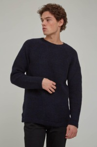Hans Structure Knit - Nudie Jeans