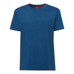 TT02 T-Shirt Herren Blau Bio & Fair - ThokkThokk
