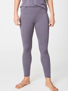 BAMBOO BASE LAYER LEGGINGS - Grau - Thought | Braintree