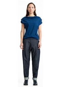 COSY II pants, denim dunkelblau - FORMAT