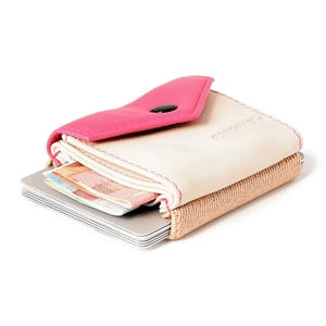 Space Wallet Mini Geldbörse Push Girly  - Space Wallet