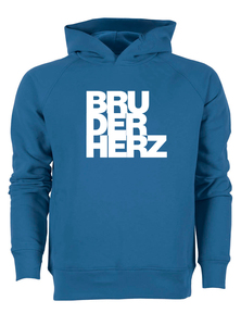 Bruderherz - Bio & Fairtrade Hoodie - What about Tee