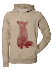 Fuchs - Bio & Fairtrade Hoodie - What about Tee