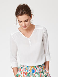 KENDRA TOP - White - Thought | Braintree