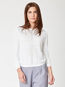 MAHANA TOP - White - Thought | Braintree
