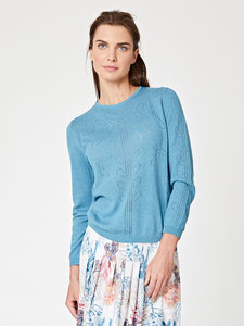 MAHANA TOP - Lagoon Blue - Thought | Braintree