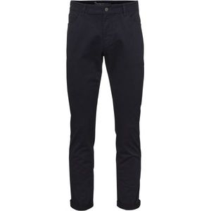 5-Pocket stretched Jeans dunkelblau (Total Eclipse) - KnowledgeCotton Apparel