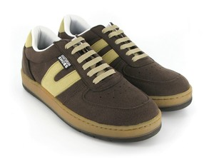 Veg Supreme Brown - Vegetarian Shoes