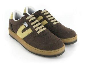 Veg Supreme Brown - Vegetarian Shoes