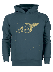 Saturn - Bio & Fairtrade Hoodie - What about Tee