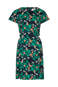 Danielle Marigold Print Dress - People Tree
