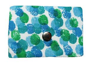 Mini Portemonnaie Sparklin, Upcycling von Leesha - Leesha