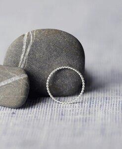 925er Silber Ring 'Sveja' - pikfine