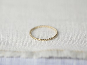Vergoldeter Ring 'Sveja' - pikfine