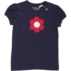 'Green Cotton' T-Shirt Blume - Green Cotton