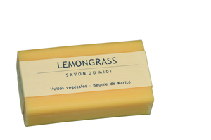 Seife lemongrass - Savon du Midi