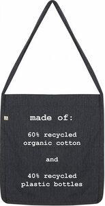 made of. recycling bag - WarglBlarg!