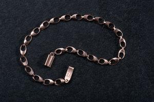 Einzelstück: Vintage Armband, Roségold - MishMish by WearPositive