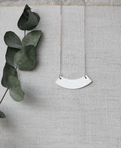 925er Silber Kette 'Luv' - pikfine