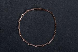 Einzelstück: antikes Armband, Roségold - MishMish by WearPositive