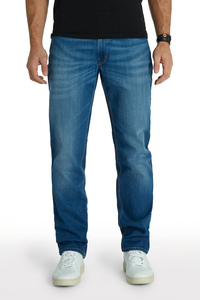 Jeans Straight Fit - Scott - Royal Blue - Kuyichi