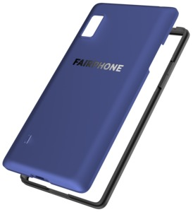 Fairphone 2 Back Cover Slim - Fairphone