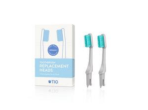 TIO Wechselköpfe 2er Pack Medium aus Biokunststoff - TIO UG