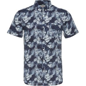 All over printed Shirt - KnowledgeCotton Apparel
