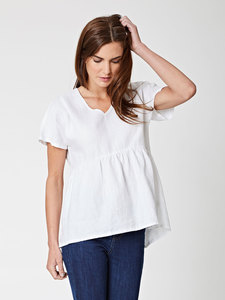JAZMENIA TOP - White - Thought | Braintree