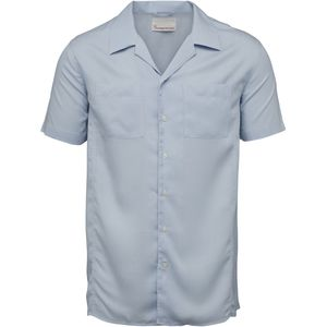 Tencel Shirt - hellblau - KnowledgeCotton Apparel