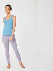 BAMBOO BASE LAYER LEGGINGS - Pebble Grey - Thought | Braintree