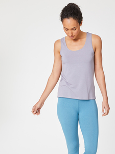 BAMBOO BASE LAYER LEGGINGS - Lagoon Blue - Thought | Braintree