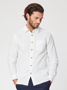 AVRO SHIRT - White - Thought | Braintree