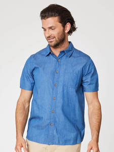 KERRON SHORT SLEEVE SHIRT - Thought