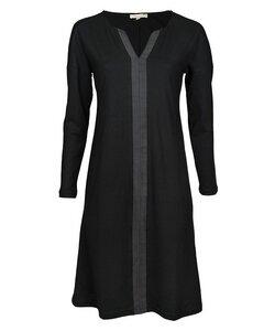 Silk-Wool-Dress - Alma & Lovis