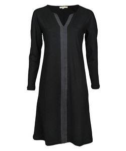 Silk-Wool-Dress - Alma & Lovis